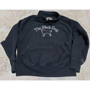 The Black Dog Sweater. This sweatshirt is unisex